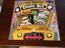 The Haunted Ghoul Bus in Aurora, Illinois