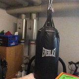 Punching bag in Ansbach, Germany