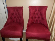 Like New Tucked Chairs in Kingwood, Texas