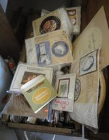 A WHOLE CRATE OF CRAFT KITS - MOST NEW IN PACKAGE in 29 Palms, California