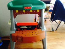 Play Tool / Work Stand w/ tools in Naperville, Illinois