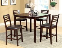 Amador 5pc Dining Set FREE DELIVERY in Huntington Beach, California