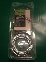 New Metal Ring Shower Curtain Hooks(12) in Lockport, Illinois
