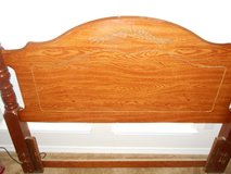 "Solid Wood Queen Headboard 41"" x 62"" in Kingwood, Texas"