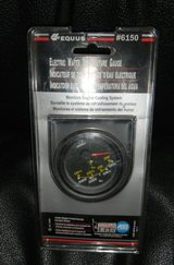 "Equus # 6150 Water Temperature Gauge New Electrical 100 to 280 Range 2 & 1/16 "" in Houston, Texas"