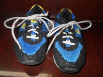 Kids Blue & Yellow Starter Sneakers in The Woodlands, Texas