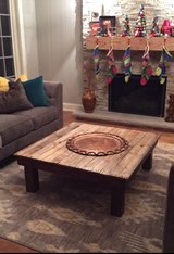 Pallet wood coffee table in Camp Lejeune, North Carolina