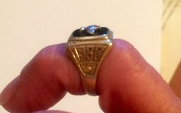 Ring found approx 35 yrs ago in Alamogordo, New Mexico