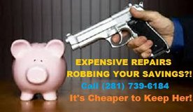 Cheapest and BEST washer / dryer repair in BAYTOWN! in Baytown, Texas