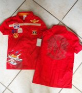 Disney Planes short sleeve shirt sizes 9/10 AND 7/8 in Stuttgart, GE