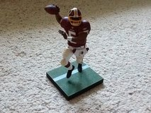 Washington Redskin McFarlane Figure in Camp Lejeune, North Carolina