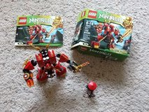LEGO #70500 - NINJAGO Kai's Fire Mech in Camp Lejeune, North Carolina