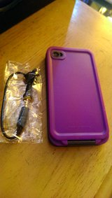 i phone 4s water resistant case new never used . in 29 Palms, California