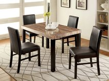 Rockham 5pc Dining Set FREE DELIVERY in Huntington Beach, California