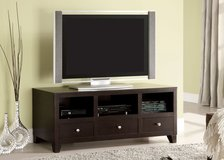 Capulin TV Stand FREE DELIVERY in Huntington Beach, California