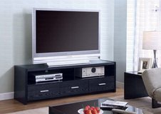 Black Tv Stand FREE DELIVERY in Camp Pendleton, California