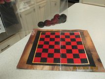 Portable Game Of Checkers in Kingwood, Texas