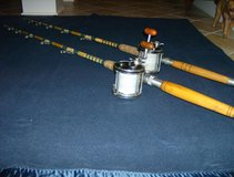9/0 Penn 6.5 ft Rod & Reels in Camp Lejeune, North Carolina