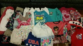 24 Month Girls Summer Clothing 22 Items in Joliet, Illinois