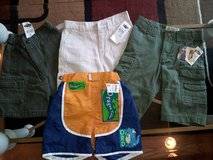 New with Tags 3T Boys Shorts and Swim Suit in Bolingbrook, Illinois