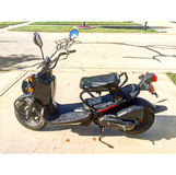 REDUCED - 2011 Honda Ruckus 49cc moped in Plainfield, Illinois