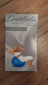 Denise Austin - VHS Tape Entitled Exercise Ball in Kingwood, Texas