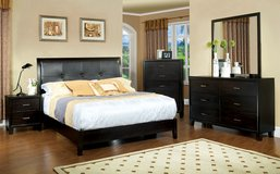 Queen Bed Frame 2 x NS, DR, MR FREE DELIVERY in Huntington Beach, California