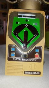 Mattel Classic Baseball Game in Ramstein, Germany