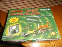 YARD GARD ELECTRONIC PEST CHASER in Fort Campbell, Kentucky