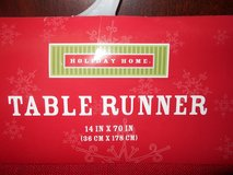 Holiday Home Table Runner in Kingwood, Texas