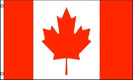 Flag - Canada - 3' x 5' - Polyester - New in Tacoma, Washington