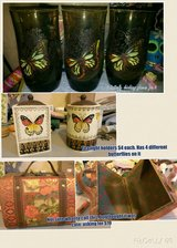 Butterfly items in Camp Pendleton, California