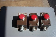 EMERGENCY STOP & PUSH BUTTON ASSEMBLIES in Bartlett, Illinois