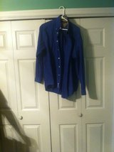 mens dress shirt sz. med in Pleasant View, Tennessee