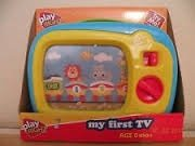 Play right my first TV in Wheaton, Illinois