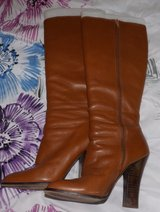BEBE Leather Boots in Olympia, Washington