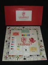 I.U.OPOLY Indiana University Monopoly Board Game in Glendale Heights, Illinois