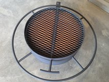 Fire pit cooker in Alamogordo, New Mexico