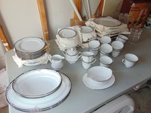 Fine China Set Over 65+ pieces in Aurora, Illinois
