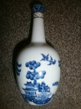 ROYAL DOULTON REAL OLD WILLOW BUD VASE VGC in Lakenheath, UK