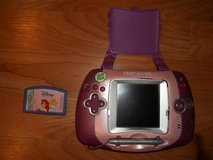 LeapFrog Leapster with Disney Princess Game in Bartlett, Illinois