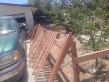 fence repair in Yucca Valley, California