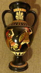 Replica of Ancient Greek Amphora in Stuttgart, GE