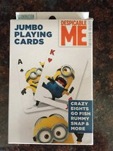 Jumbo Despicable Me Playing Cards in Dickson, Tennessee