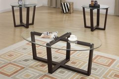 3pc Coffee Table Set FREE DELIVERY in Huntington Beach, California
