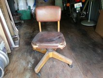 Chair from 1950's in Fort Leonard Wood, Missouri