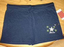 New Navy Blue Cotton Shorts / America in Naperville, Illinois