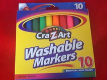 Cra-Z-Art Washable Markers in Ramstein, Germany