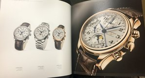 LONGINES Collection Luxury Watch catalog in Okinawa, Japan