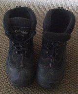 Columbia snow boots size 1 youth in Ramstein, Germany